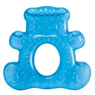 Mordedor com Água Teddy Bear Azul